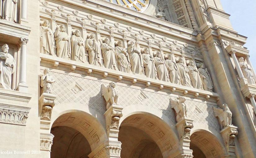 Le retour de Saint-Augustin