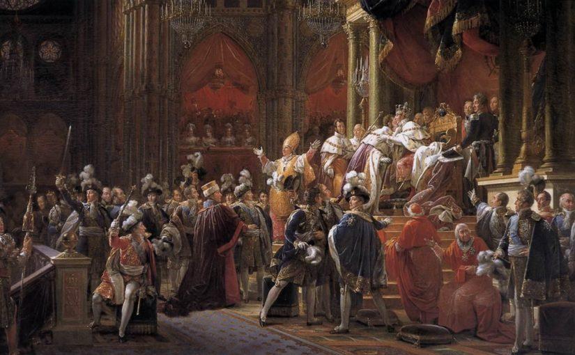 1830 et ses quatre rois