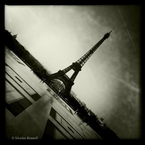 Tour Eiffel - ©Nicolas Bonnell