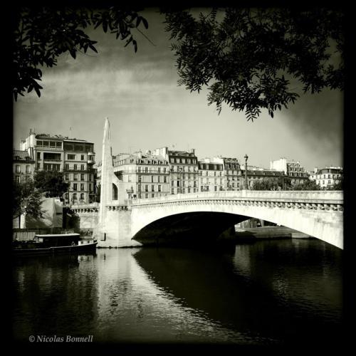 Sainte Geneviève - ©Nicolas Bonnell