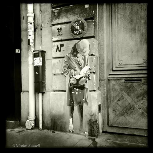 Rue Bayen Paris 17  - ©Nicolas Bonnell