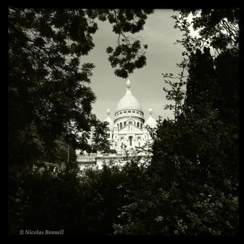 Sacré Coeur - ©Nicolas Bonnell
