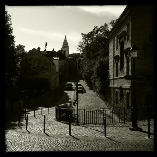 Montmartre - ©Nicolas Bonnell