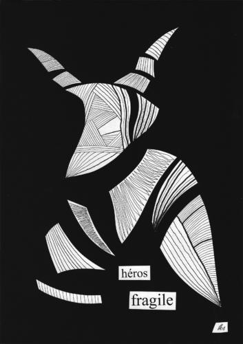 Héros Fragile ©Nicolas Bonnell