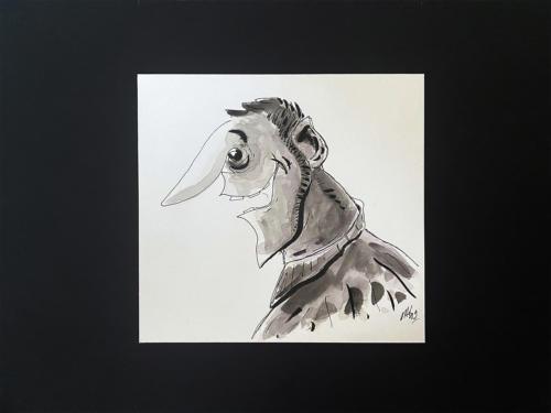 Improbable Portrait#4