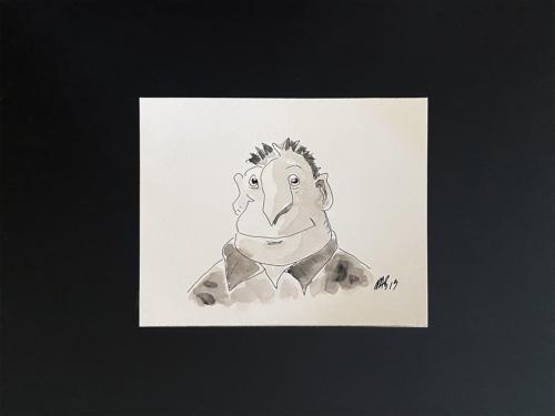 Improbable Portrait#5