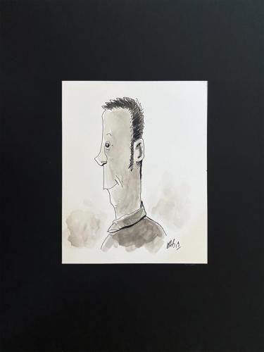 Improbable Portrait#7