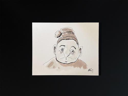 Improbable Portrait#3