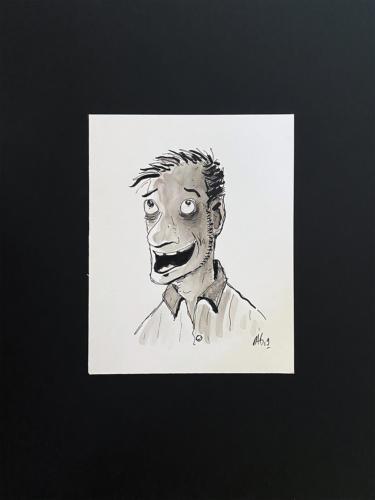 Improbable Portrait#8