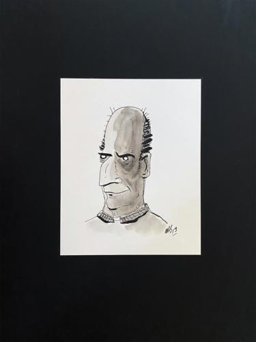 Improbable Portrait#6