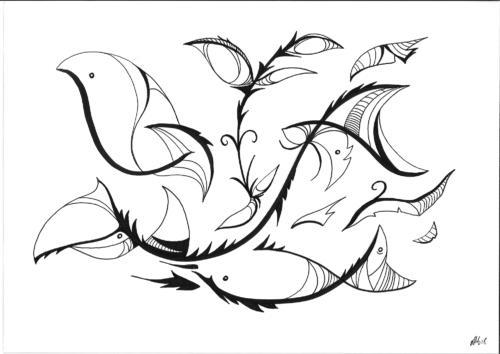 Insane bestiary / Bestiaire insensé #2